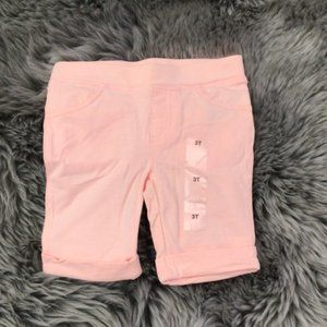 Epic Threads Girl's Shorts:  Light Pink